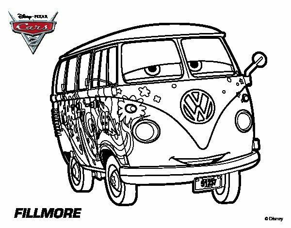 Cómo Dibujar Y Colorear A Rayo De Los Cars 3 Disney: Cars Imágenes Para Pintar