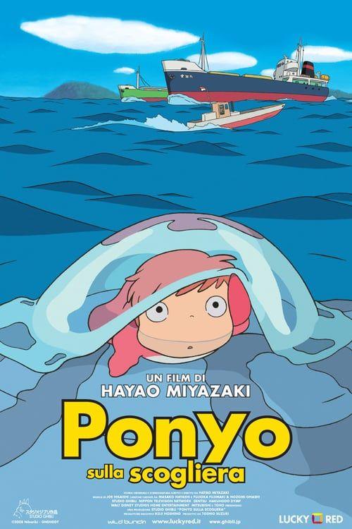 Hd-1080P Ponyo Full Movie Hd1080P Sub English  Ponyo, Studio Ghibli, Animation Movie-2882
