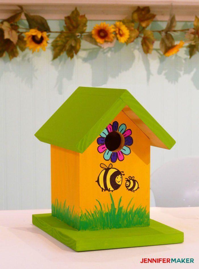 How to make birdhouses free plans decoration ideas jennifer maker