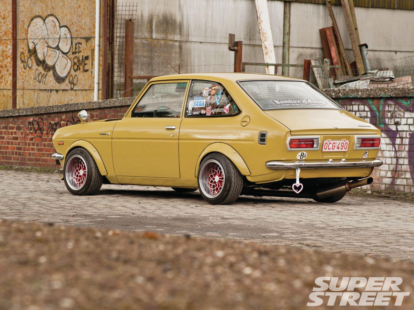 1976 toyota 1000 kp30 rotary
