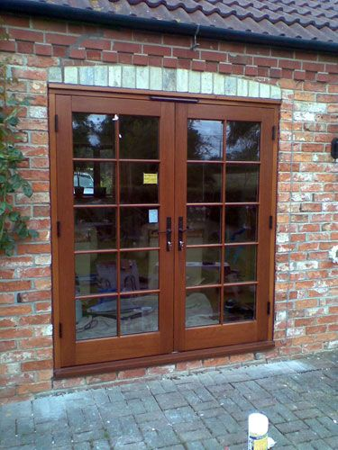 Patio Doors | Gallery Wood Timber French Patio Doors 1