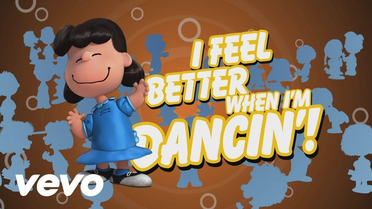 Meghan Trainor - Better When I'm Dancin' (Lyric Video)