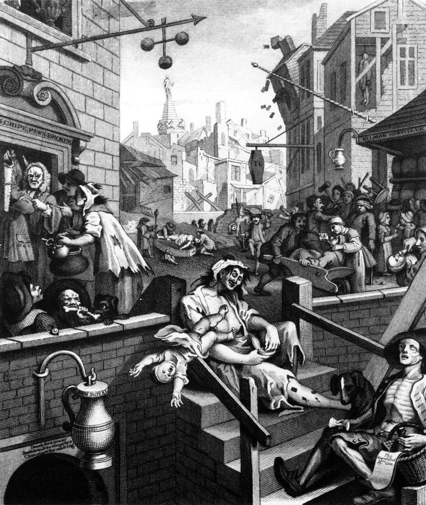 """From medieval medicine to 18th century English """"crack,"""" gin has come a long way. But according to Richard Barnett, author of The Book of Gin, now is """"the best time in the last 500 years to be drinking"""" it."""