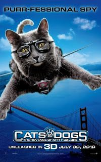 Cats Dogs The Revenge Of Kitty Galore 2010 Dog Cat Cat Vs Dog Dog Movies