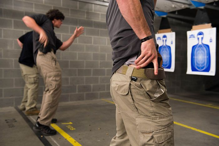 Atlanta Concealed Weapons Training Interested In An Atlanta
