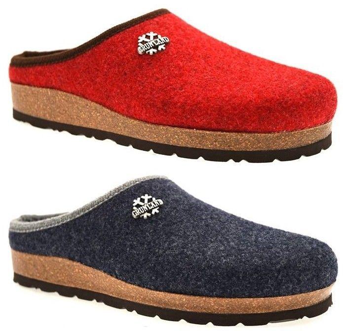 Donna Cotta Grunland Ciabatte Lana Cb0169 Pantofole 11 Tirolese wnvZW8vUH