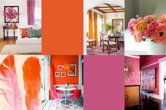Designer-Tested Palettes: Powerful Pinks & Punchy Tangerines from Schuyler Samperton