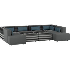 Savino 10 Piece Sectional Sofa In Sectional Sofas Crate And Barrel A Pretty Home Is Where The Heart Is Furniture Sectional Sofa New Furniture