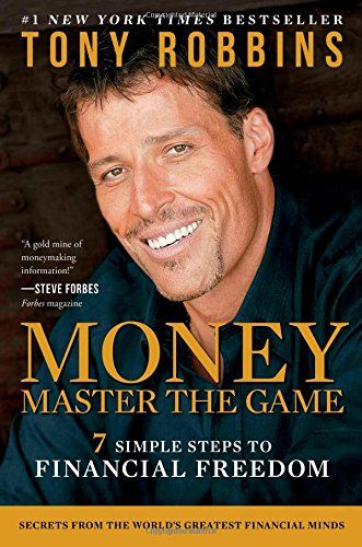 Tony Robbins book called Money u2013 Master the Game can change the - new blueprint medicines general counsel
