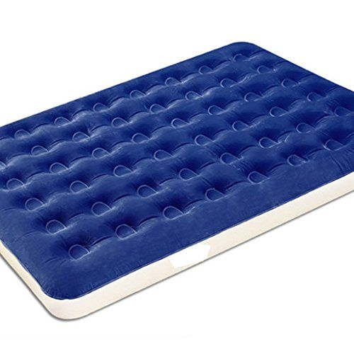 f9d135e7529 TY BEI Flocked Air Bed Inflatable Bed 2 People Household 1 People Air  Mattress Thickened Outdoor