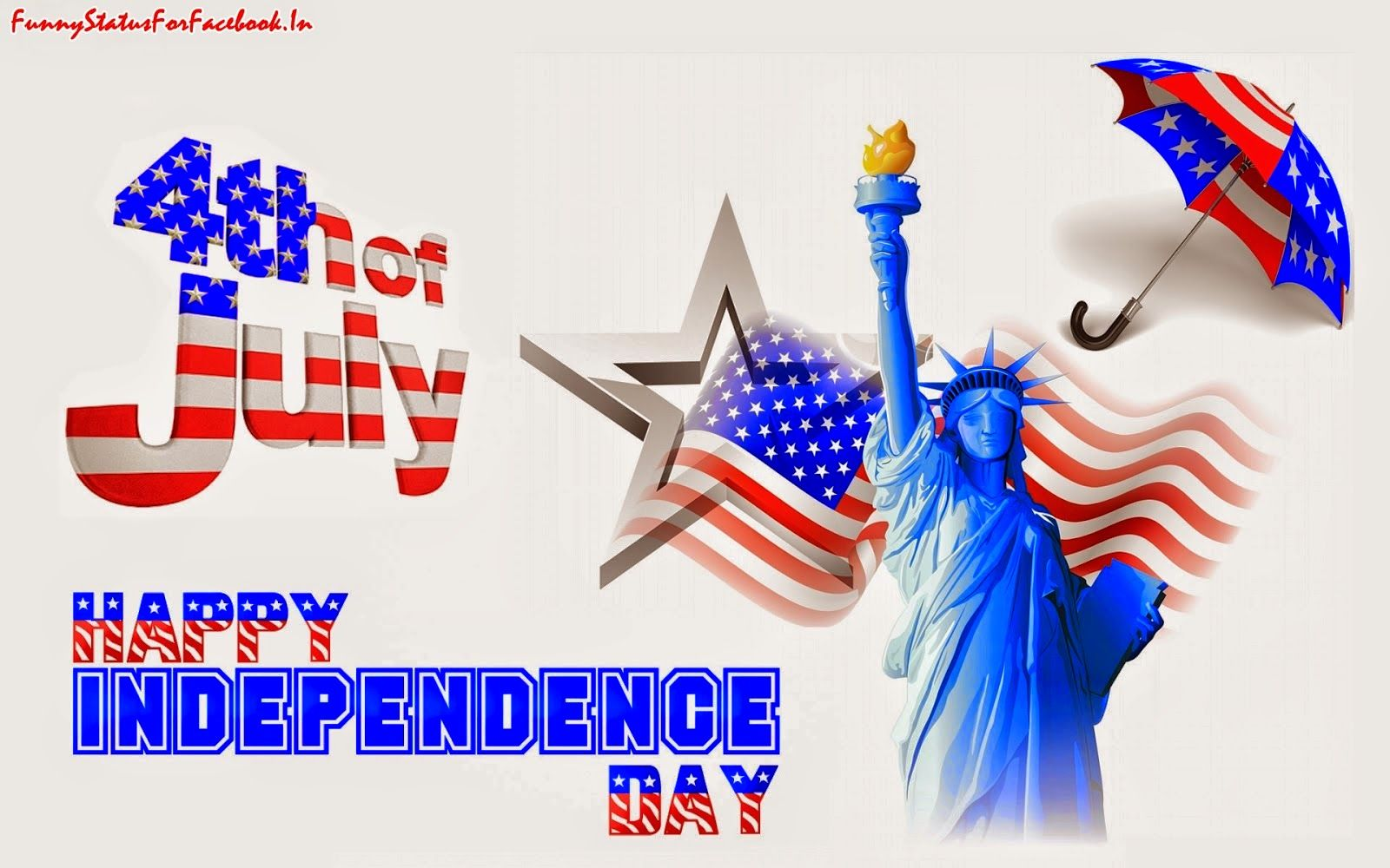 Happy Usa Independence Day Wishes And Greetings Pictures With Quotes