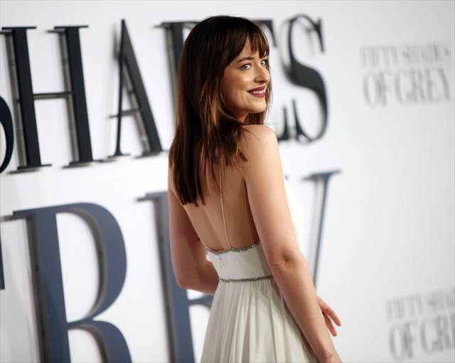 Dakota Johnson: I 'stole' panties from 'Fifty Shades' set - NY Daily News