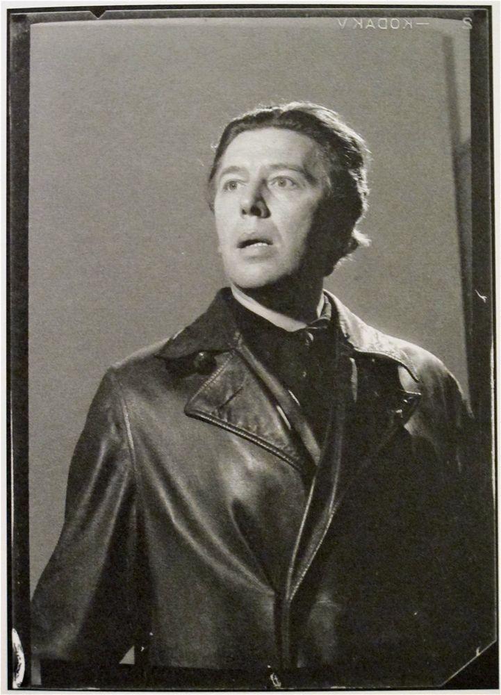 André Breton.  Paris,1928. Photograph: Man Ray.