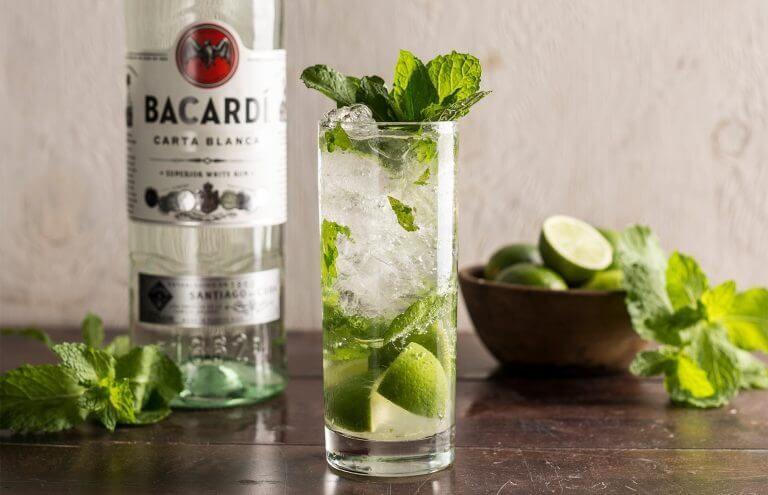 Mojito Recipe Rum Soda Water Cocktails Recipe Bacardi Mojito Mojito Mojito Drink