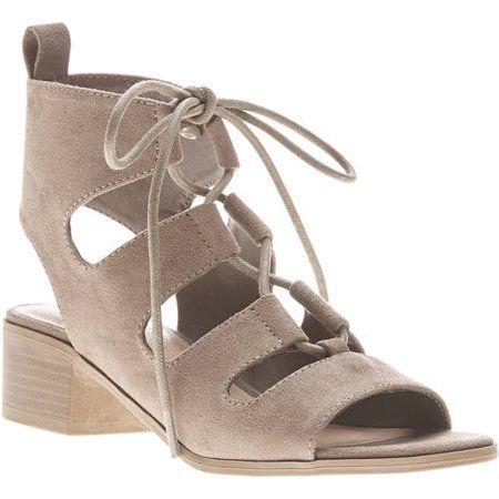 big buddha women's ghillie heel casual dress shoe