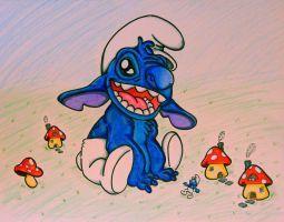 La la la-la la la! You'll be Smurfing soon! by DannyNicholas