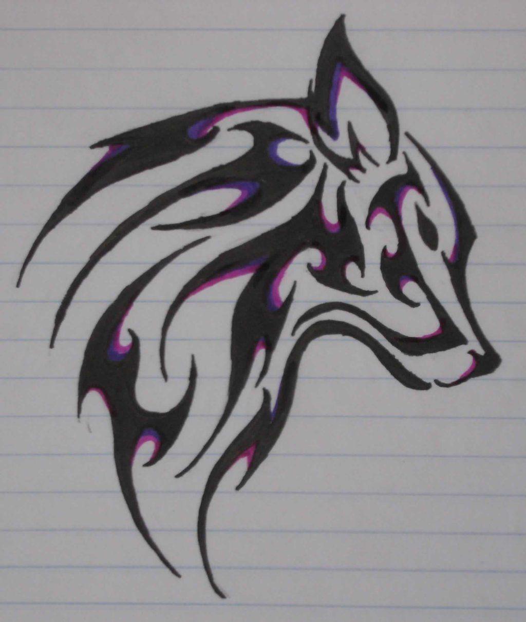 Amazing wolf!
