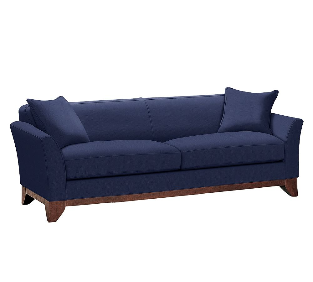 Wondrous Greenwich Upholstered Loveseat 70 Down Blend Wrapped Interior Design Ideas Ghosoteloinfo