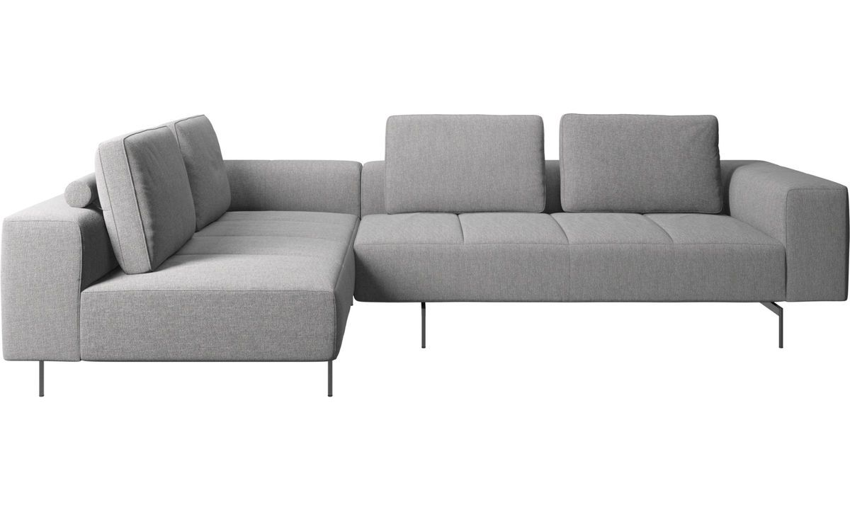 Amsterdam Corner Sofa With Lounging Unit Corner Sofa Modular Sofa Sofa