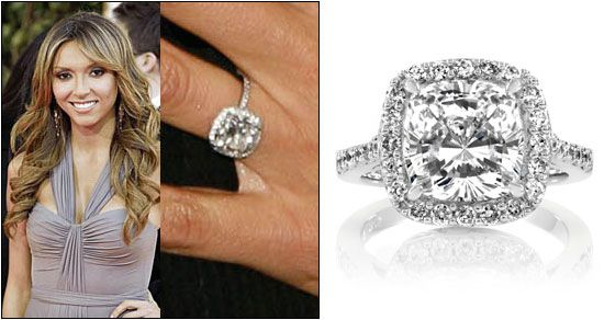 Celebrity Style Jewelry - Giuliana Rancic's Engagement ... Giuliana Rancic Engagement Ring