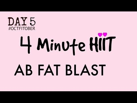 how to get rid of ab fat