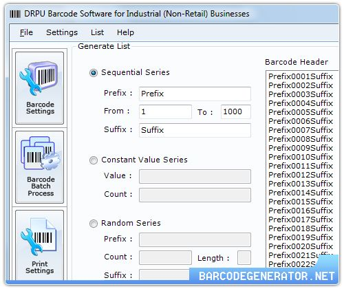 Manufacturing Warehousing Barcode Fonts Software Is Featured With
