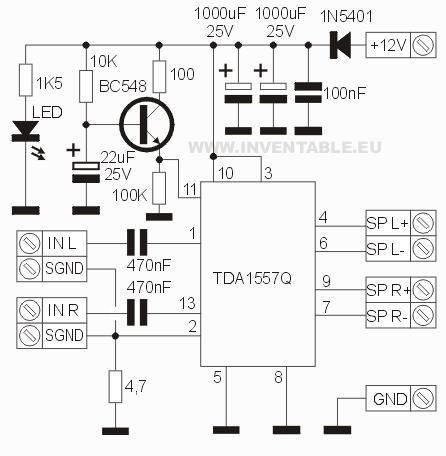 Pin en circuitos