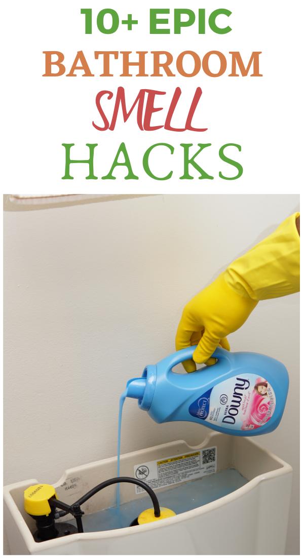 10+ Bathroom Smell Hacks And Tips