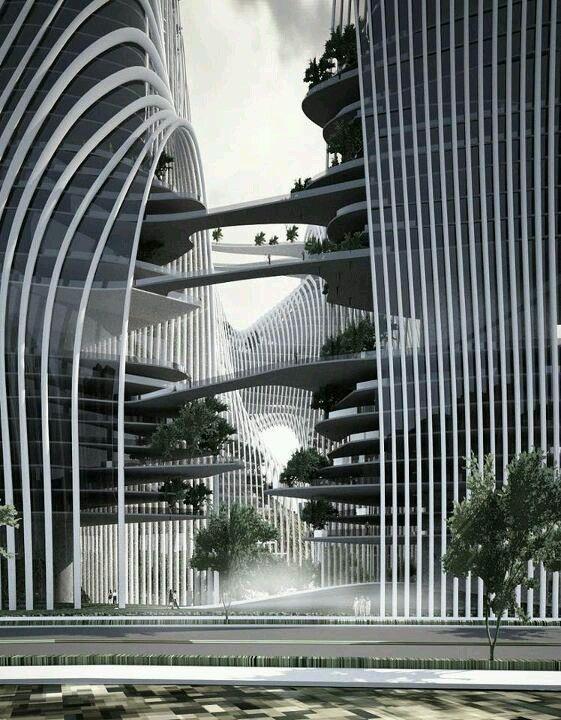 Ma Yansong Architects - China