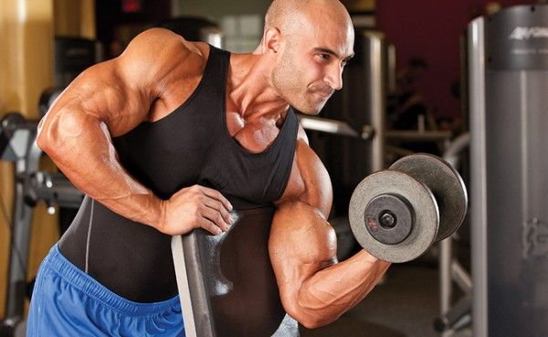 5 Biceps Exercises You Must Do!