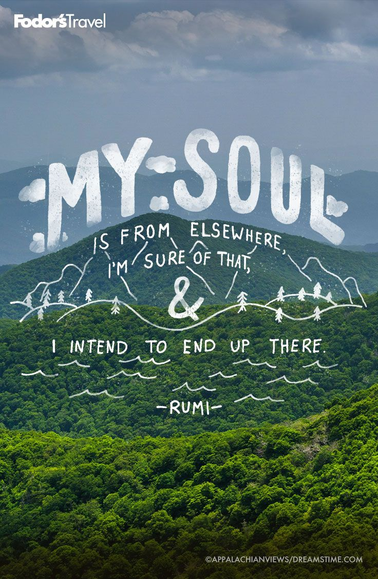 Travel Quotes Endearing Where Does Your Soul Belong  Travel Quotes  Pinterest