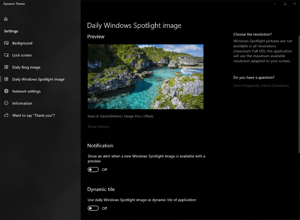 Add Windows 10 Lock Screen Pictures To Your Wallpaper Collection Techspot Lock Screen Picture Cute Wallpaper For Phone Screen