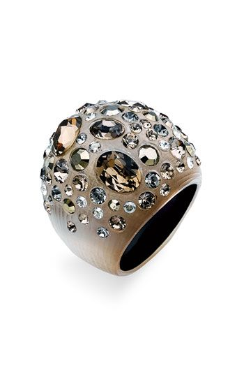 Alexis Bittar 'Sepia Dust' Dome Ring (Nordstrom Exclusive ...