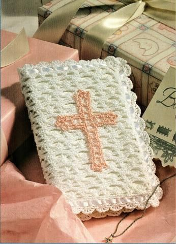 Bible Cover Thread Crochet Pattern Crochet Cotton Thread Size 20