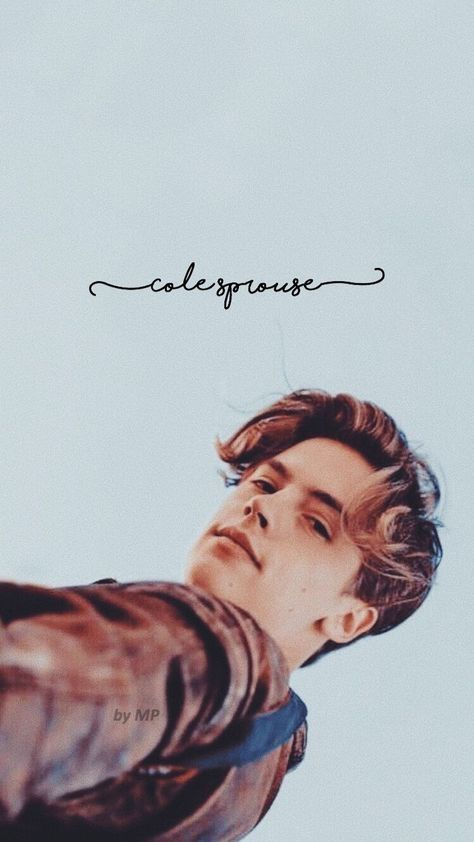 Cole Sprouse 🌸