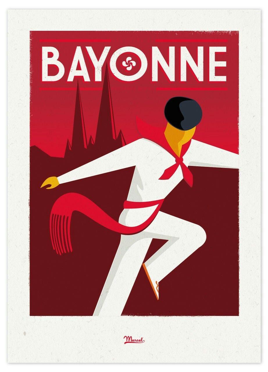 Bayonne by Marcel  837a15d0624