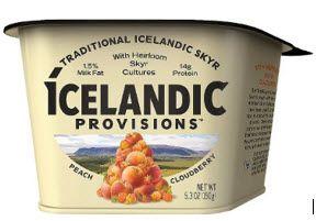 Score FREE + Moneymaker Icelandic Provisions Yogurt at