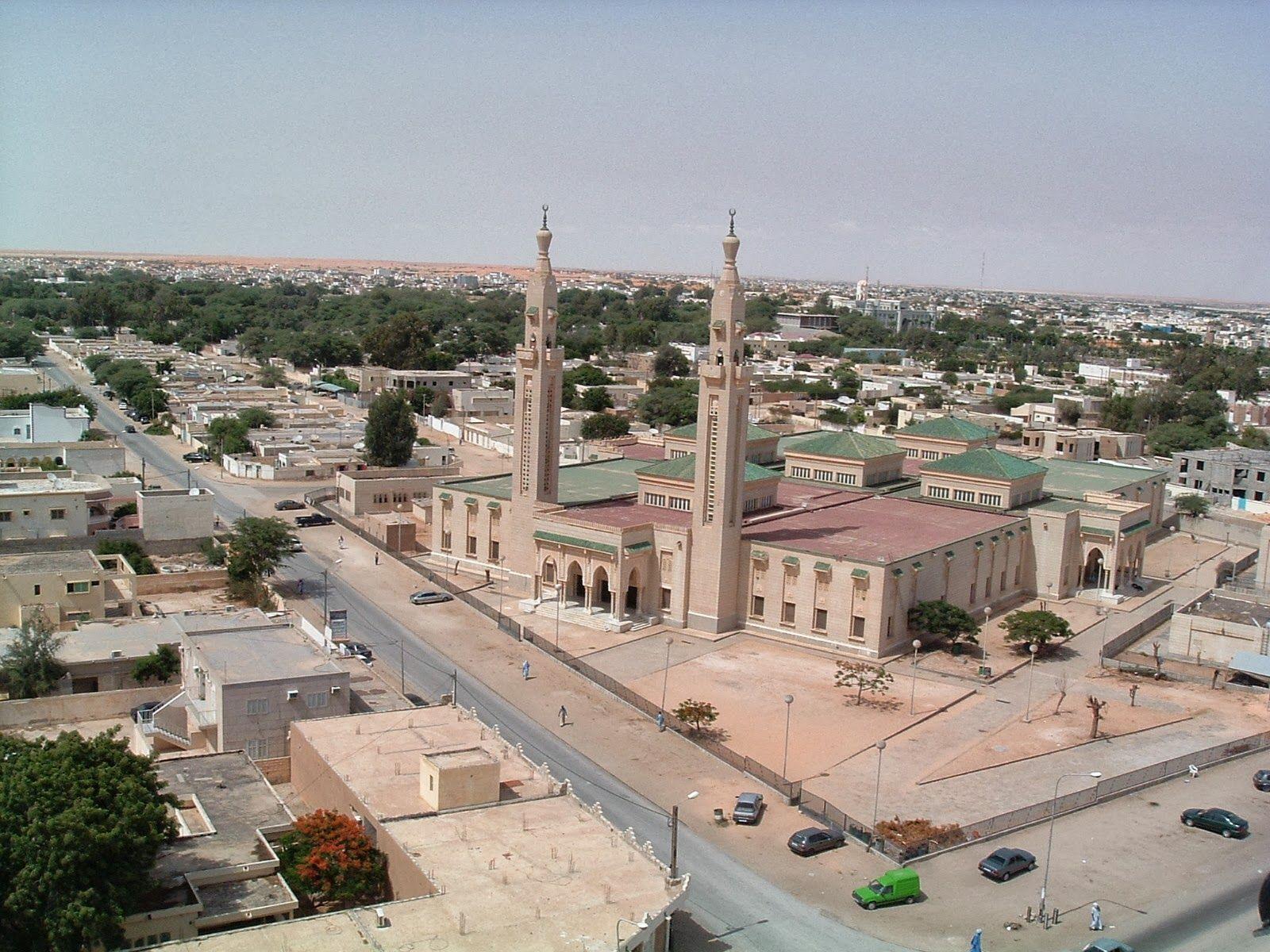 Mädel aus Nouakchott