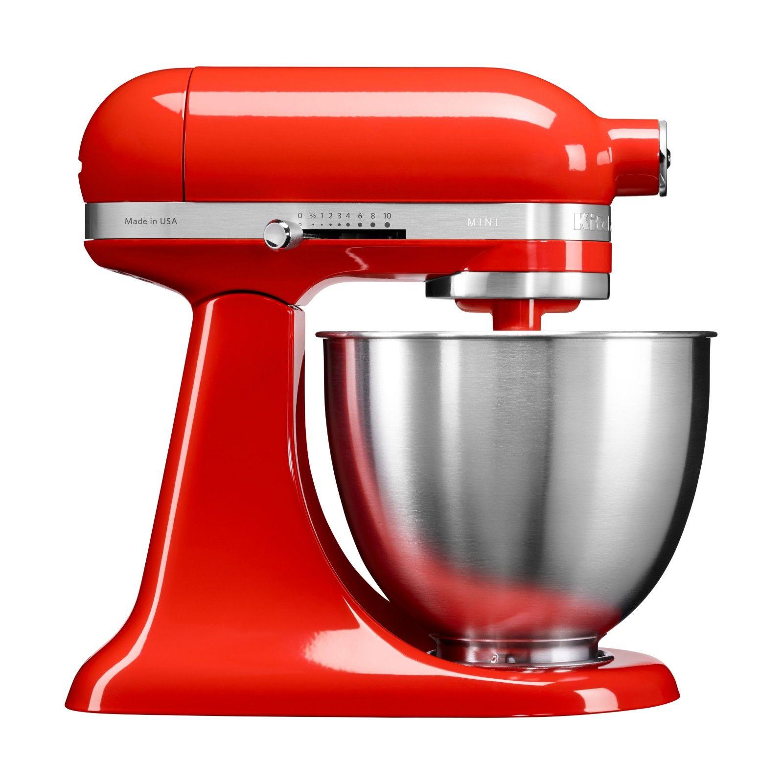 Kitchenaid Mini Stand Mixer Hot Sauce Food Processor Recipes