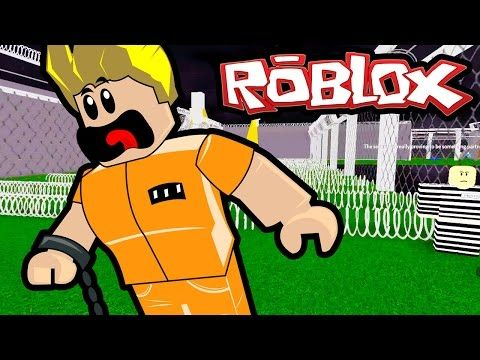 Roblox Escape The Prison Obby Gamer Chad Plays Youtube