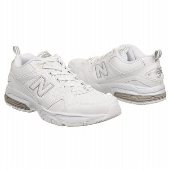 new balance all white sneakers