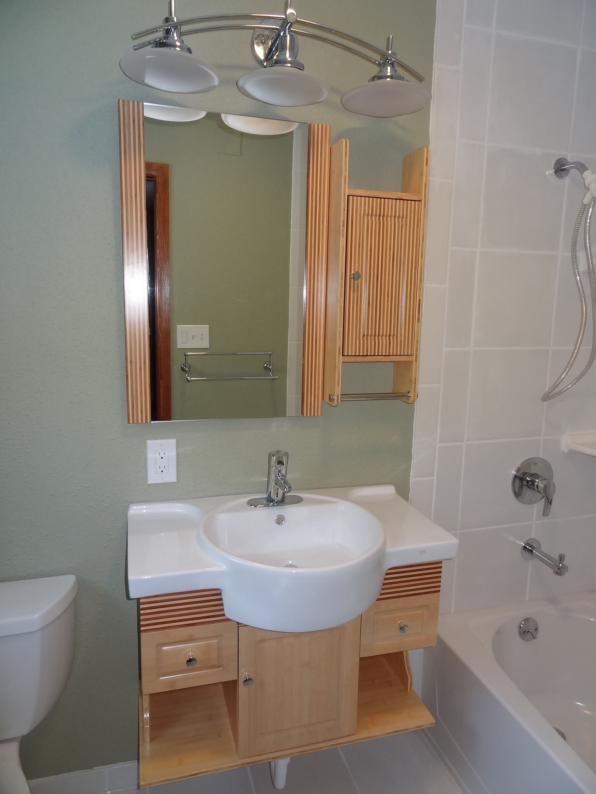 Photo Gallery For Website Remodel of a X u bathroom