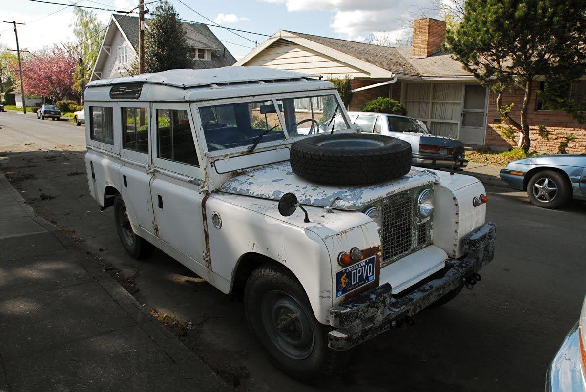 1966 land rover series iia lwb safari top