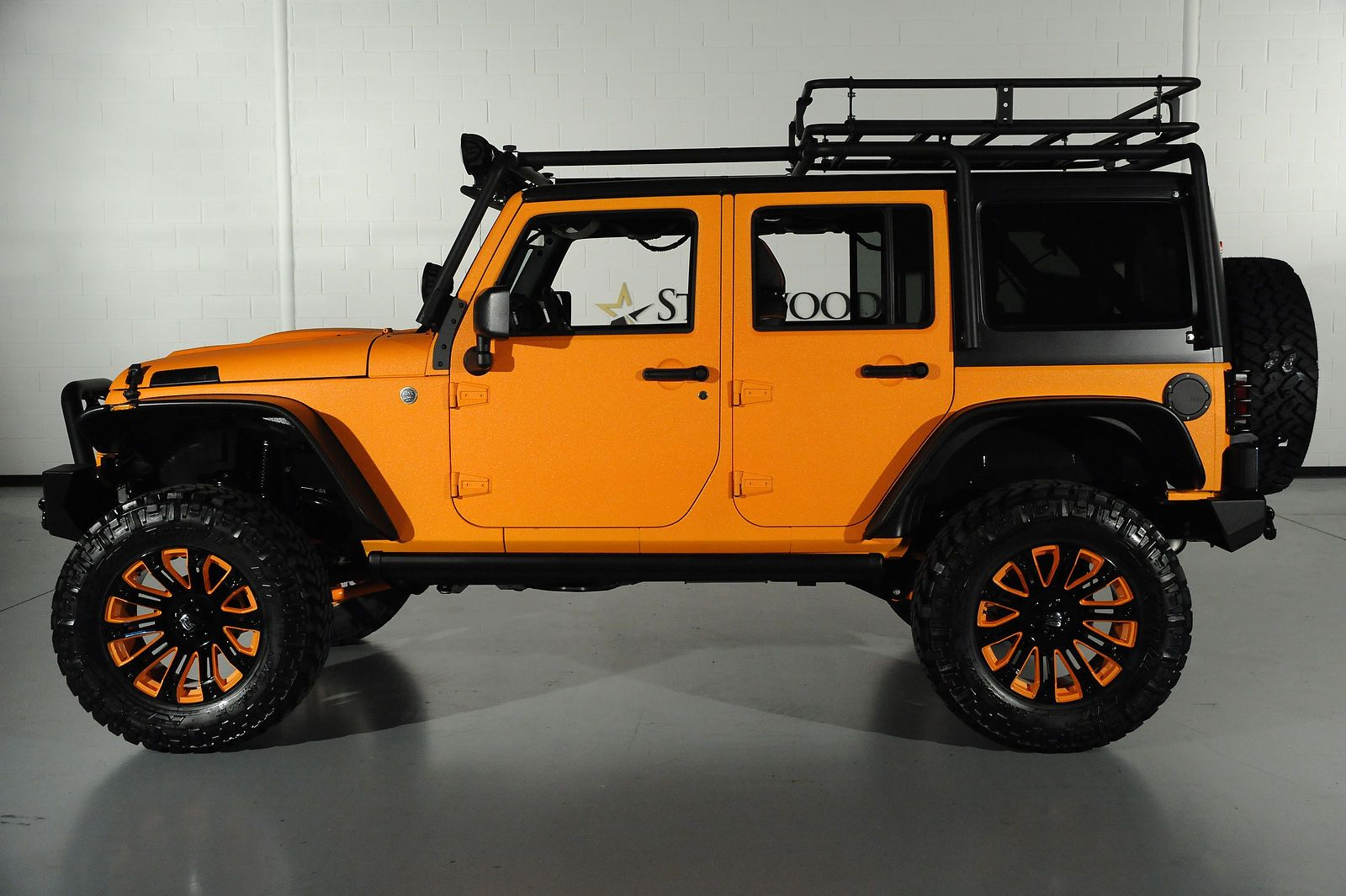 '14 Jeep Wrangler Unlimited Starwood Dallas Jeep pickup