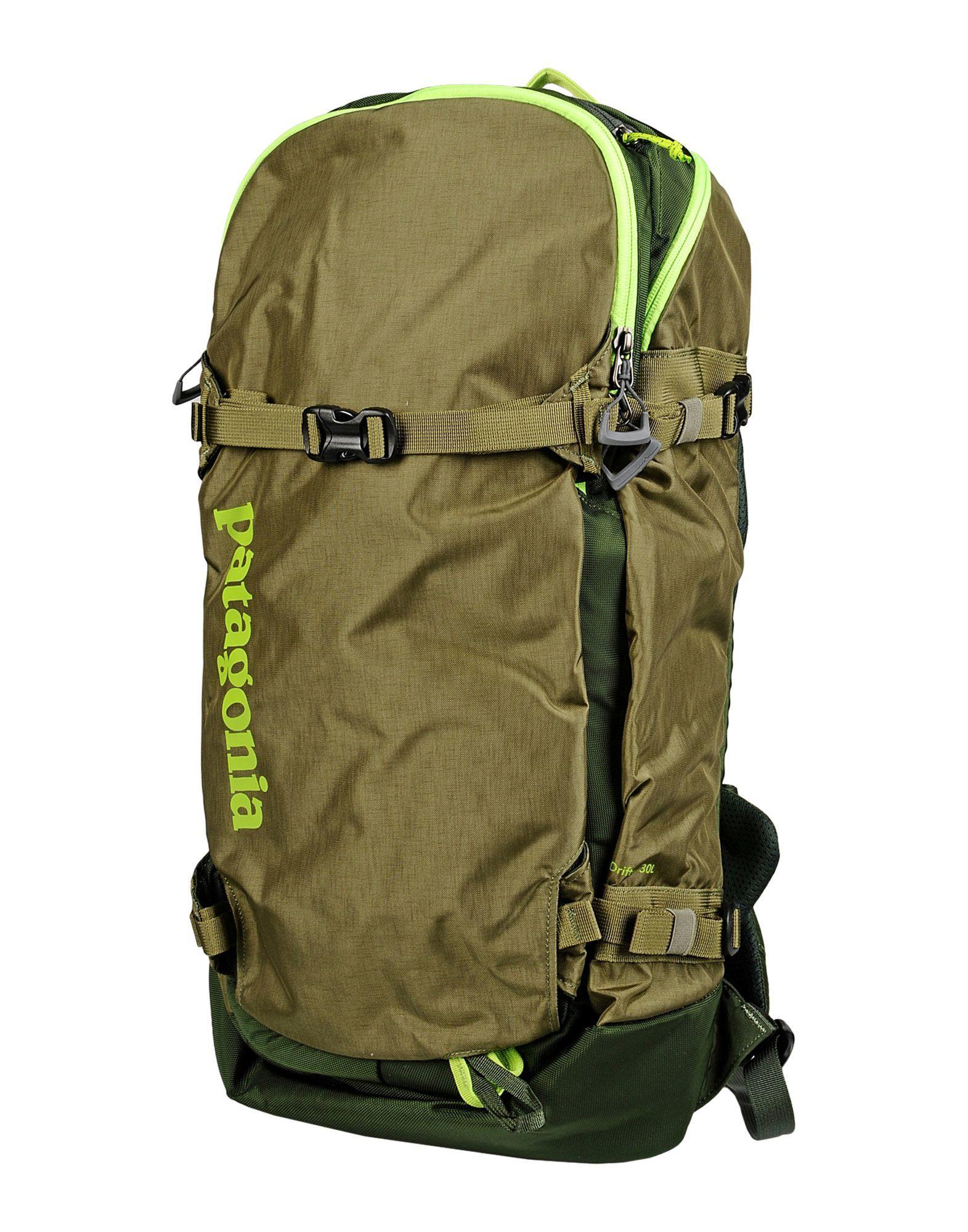 f31ce02991 Patagonia Rucksacks   Bumbags in Green for Men (Military green ...