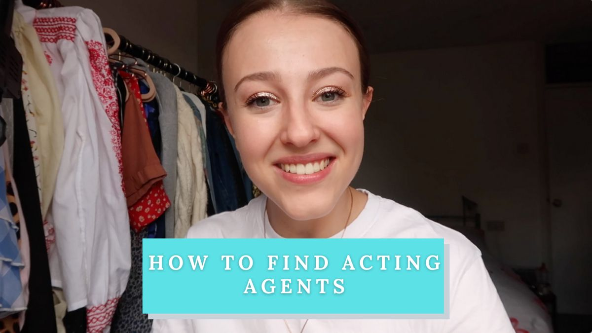 How To Find Acting Agents 🎭 in 2020 Acting tips, Acting