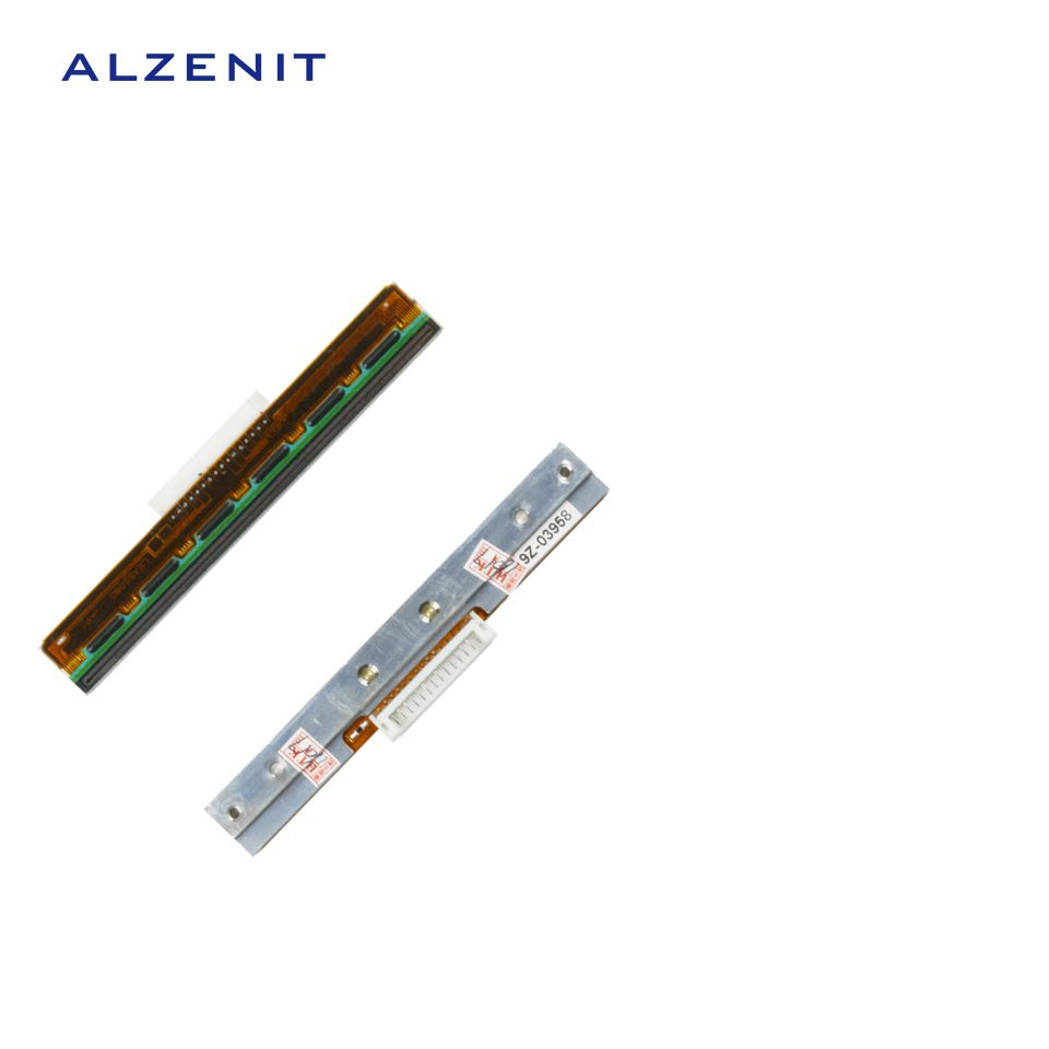 ALZENIT For TSC TTP-244 TTP-244PLUS Print Head Used Thermal