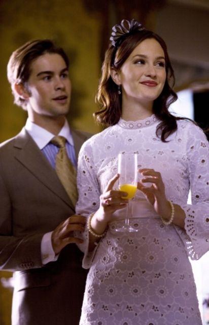 """ I love you, Nate Archibald. Always have, always will."" -Blair Waldorf, pilot episode."