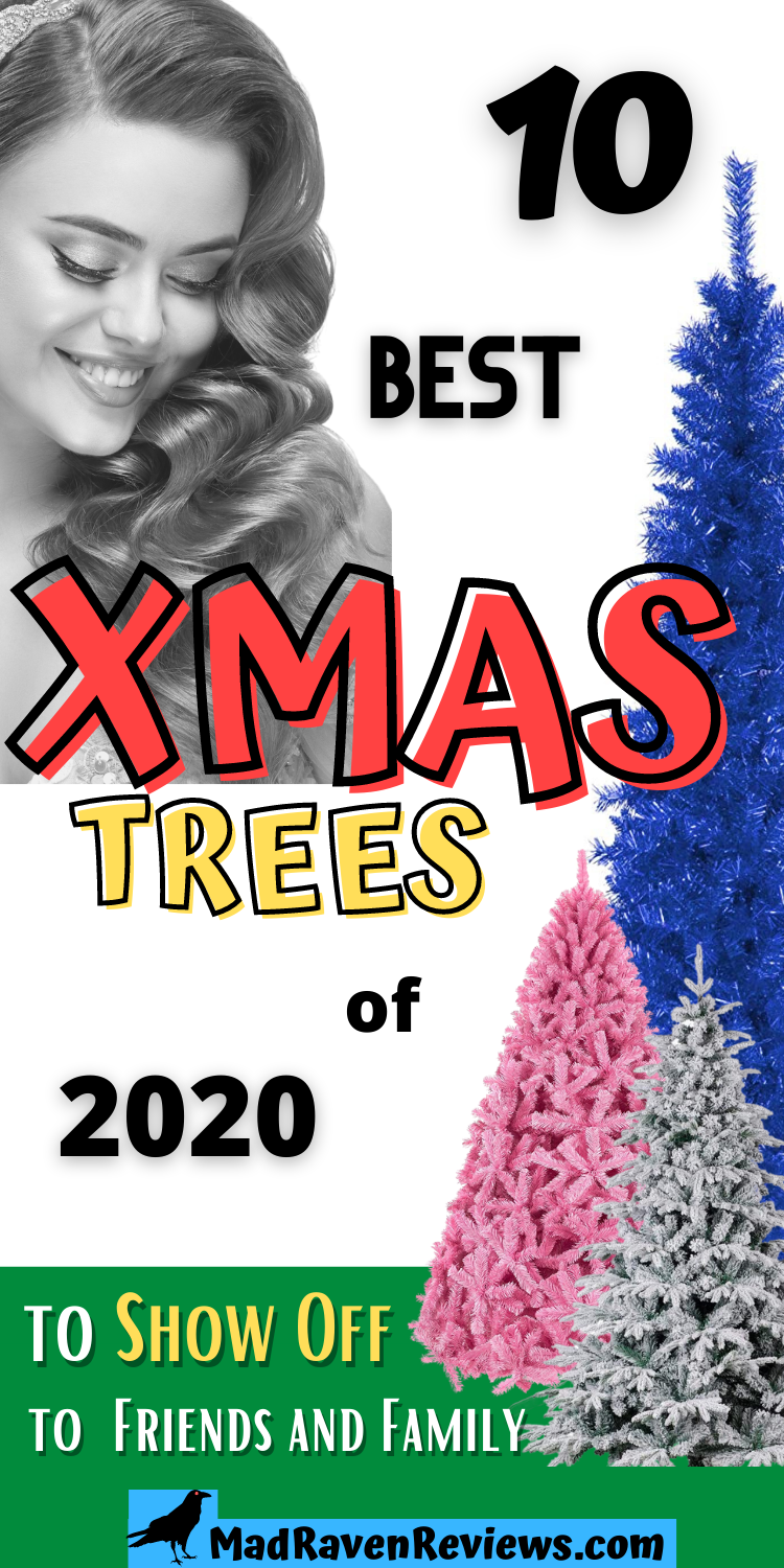 10 Best Artificial Christmas Trees Of 2020 Review In 2020 Best Artificial Christmas Trees Fake Christmas Trees Artificial Christmas Tree