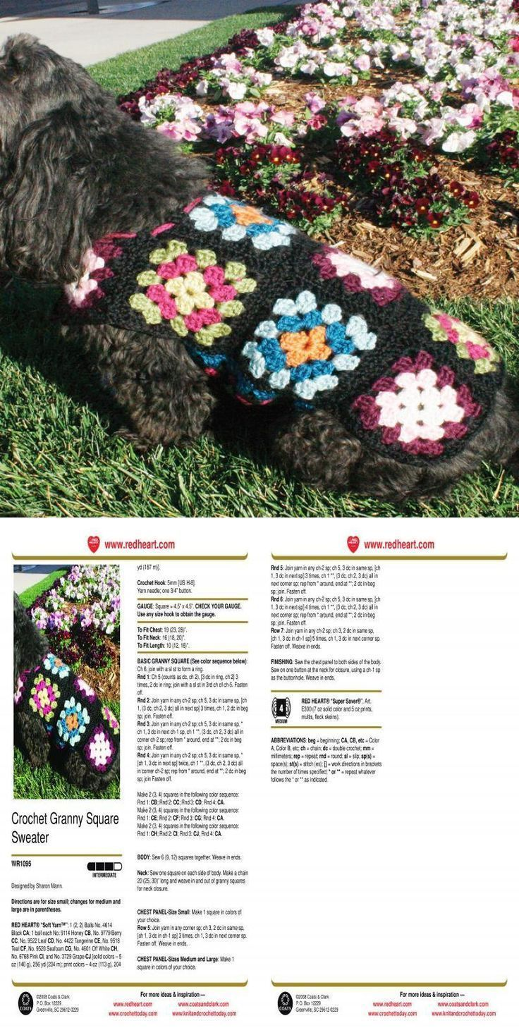 Dogs Crochet Granny Square Sweater #Dogs #Crochet ... - #Crochet #Dogs #Granny #howtobe #Square #sweater #dogcrochetedsweaters Dogs Crochet Granny Square Sweater #Dogs #Crochet ... - #Crochet #Dogs #Granny #howtobe #Square #sweater #dogcrochetedsweaters